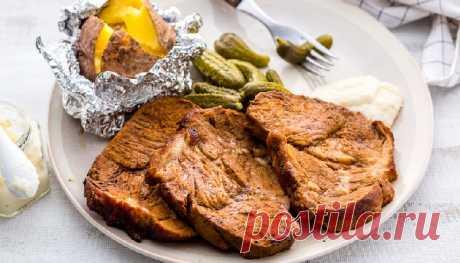 5 восхитительных рецептов свинины на сковороде, которые можно подать и на ужин, и на праздничный стол