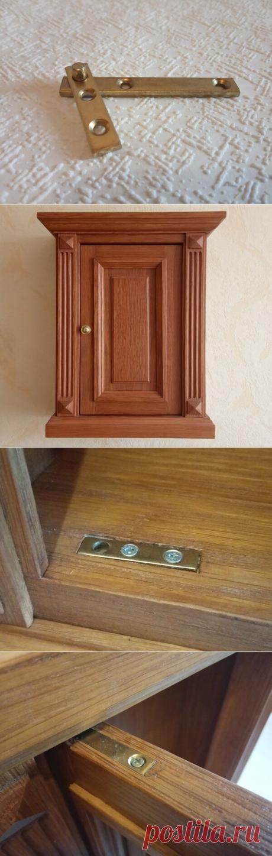 Пяточные петли для дверей. Почему они такие надёжные | СДЕЛАЙ МЕБЕЛЬ САМ | Яндекс Дзен