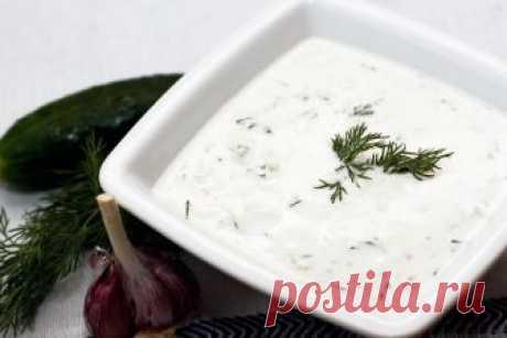 Легкий освежающий летний суп… Таратор — Готовим дома