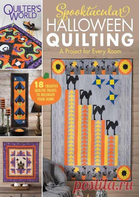 Quilters World Specials - Halloween 2020