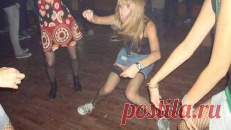 Вот как надо танцевать под Белые Розы