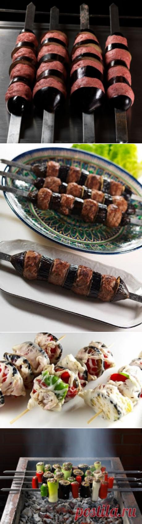 Овощи на шампурах:идеи, рецепты, советы - Праздничный мир