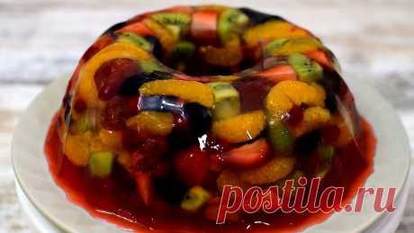 Ягодно-фруктовый ВЗРЫВ. Красота и вкуснота. | Ох и вкусно | Яндекс Дзен