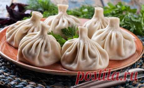 Грузинка научила готовить настоящие Хинкали: показываю рецепт | Марина Забродина | Яндекс Дзен