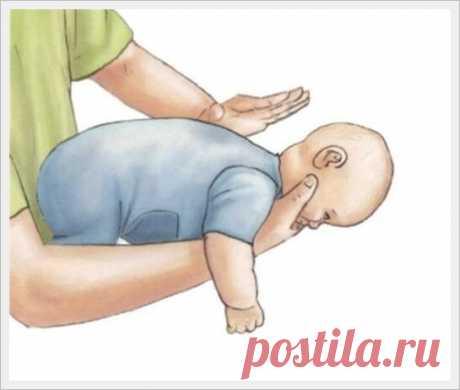 Ребенок подавился, а скорая уже НЕ успеет. 4 Действия, которые помогут спасти жизнь. Делюсь методом   Заметки молодого отца   Яндекс Дзен