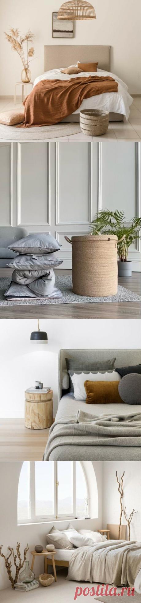 Джапанди: как использовать этот ультрамодный стиль в интерьере спальни | ELLE Decoration | Яндекс Дзен