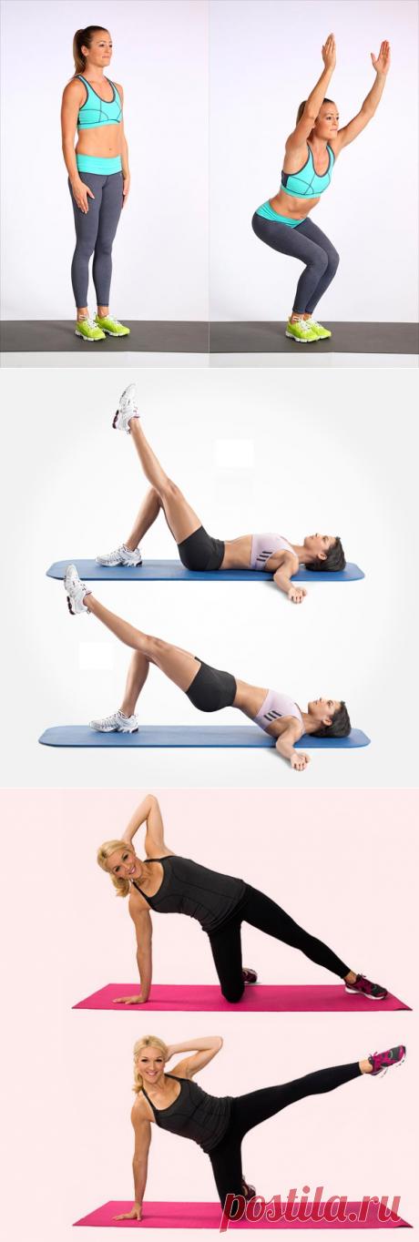 Упражнения для бодибилдинга в картинках таком