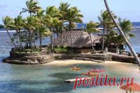 Сегодня 10 октября в 1970 году В рамках Британского Содружества была провозглашена независимость Фиджи