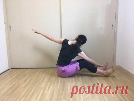 «Батэ – выбивание живота»: 3 движения китайских балерин для узкой талии и ровной спины   ❤️Makeup-lover   Яндекс Дзен
