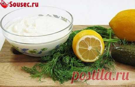 Соус с солеными огурцами: пошаговые рецептыв домашних условиях