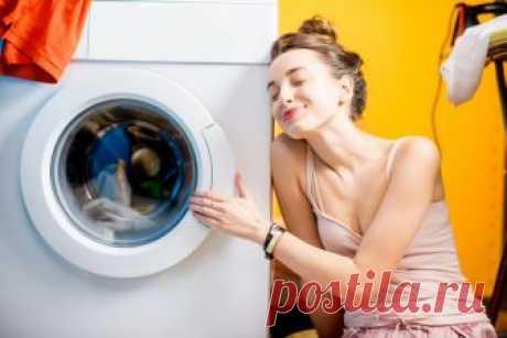 Как очистить стиральную машину: советы - Woman's Day