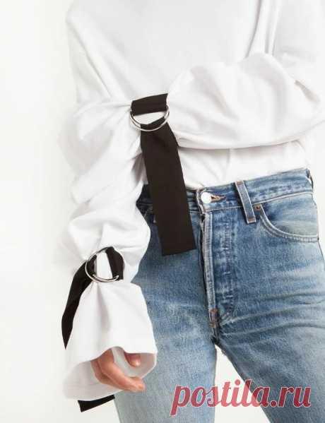 Заужаем! Модная одежда и дизайн интерьера своими руками