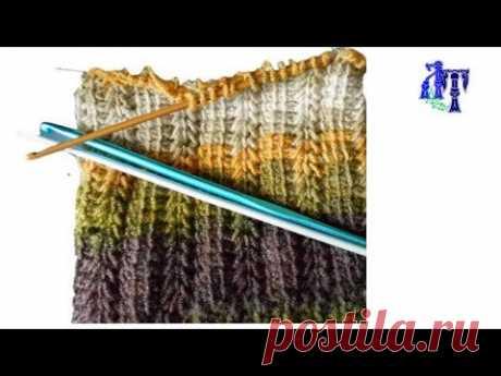 Тунисское вязание. Особенности и хитрости тунисских крючков