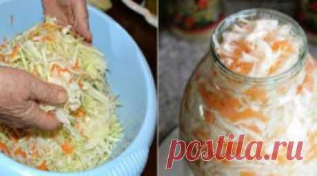 10 рецептов хрустящей капусты. Сохрани, пригодятся!     Забирай подборку отличных рецептов приготовления вкусной и хрустящей капусты!  1. Капустный салат на зиму «Осенний» Ингредиенты  Капуста белокочанная — 5 кг. Морковь — 1 кг. Лук репчатый — 1 кг. П…