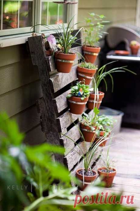 Интересные идеи для оформления садовых и дачных участков.