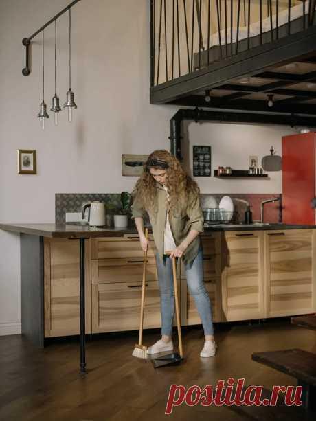 Как сделать уборку быстро и качественно: 2 лайфхака от профессионалов — Мастер-классы на BurdaStyle.ru