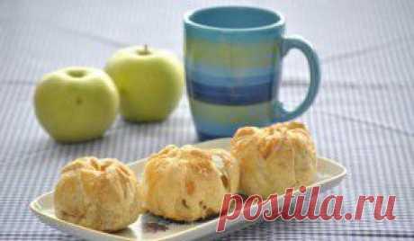 Восхитительные яблоки в слойке | Отличный вкус