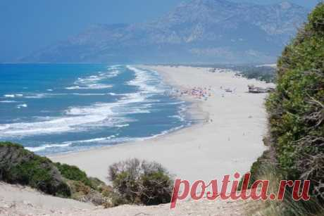 Лучшие пляжи Турции | Отдых и путешествия | Яндекс Дзен