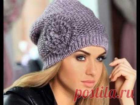 вязание шапки Irina Galkina простые схемы экономим время на
