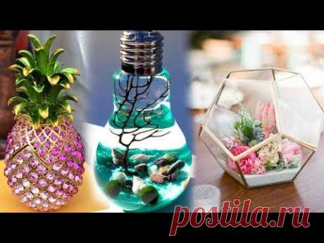 NEW DIY ROOM DECOR, Easy Crafts Ideas at Home, Crafts Ideas For Home , DIY Mason Jar , DIY Gift Box