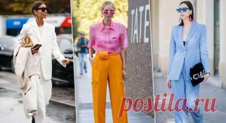 Советы стилиста: какие оттенки в одежде вас сделают стройнее, а какие — наоборот? | Люблю Себя