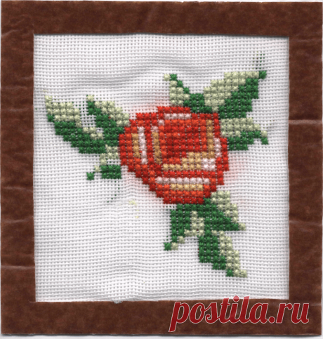 Болгарский крест: вышивка схем и мастер-класс для начинающих