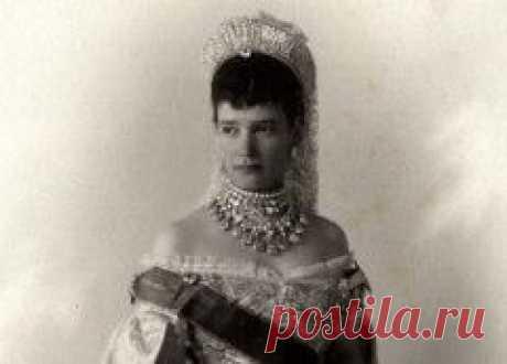 Сегодня 13 октября в 1928 году умер(ла) Мария-Дагмара Романова