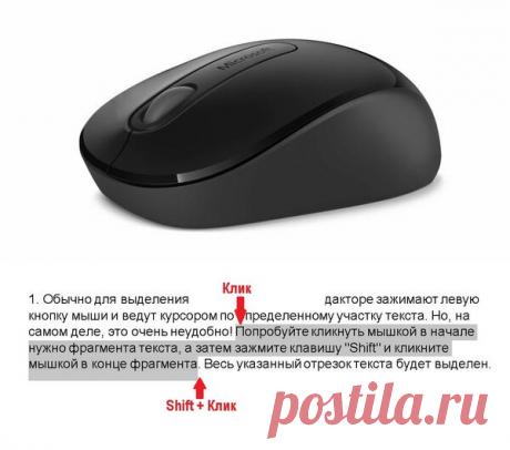 7 полезных функций компьютерной мыши, о которых не все знают. | О компьютерах и не только | Яндекс Дзен