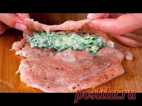 Завернула сливочное масло в мясо, и больше никогда не забывала этот вкус. | Appetitno.TV