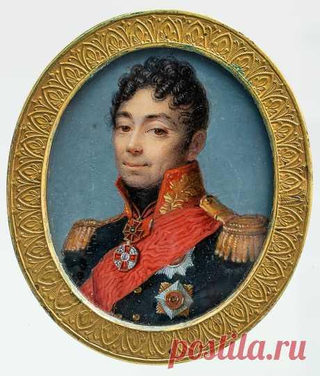 Граф Иван Александрович Апраксин-генерал-лейтенант, сенатор из рода Апраксиных.