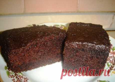 Необычное пирожное - Простые рецепты Овкусе.ру