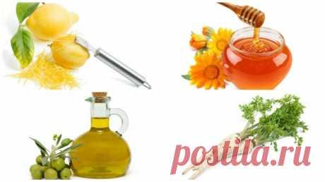 Природный антибиотик - мочевой и почки радуются