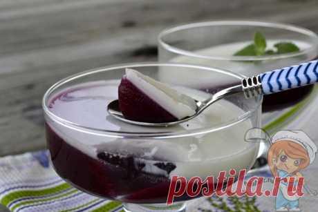 Ягодное желе с желатином из замороженных ягод. Проверенный рецепт Ягодное желе - полезный, низкокалорийный, вкусный, красивый десерт из замороженных ягод, молока, в которое добавляется желатин или агар. Рецепт с фото
