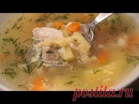 Суп который, Обрадует всю семью! Крестьянская Затирка. - YouTubeСуп Крестьянская «Затирка». Этот суп из старинной русской кухни.