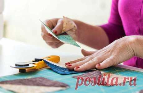 3 совета, которые помогут вам раскроить детали для большого лоскутного одеяла и не запутаться в них | Я люблю пэчворк | Яндекс Дзен