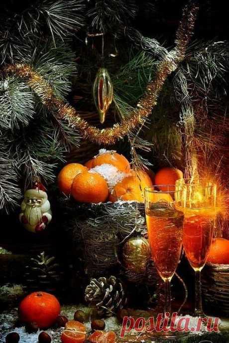 Мандаринового настроения!.. в ожидании Нового года!..