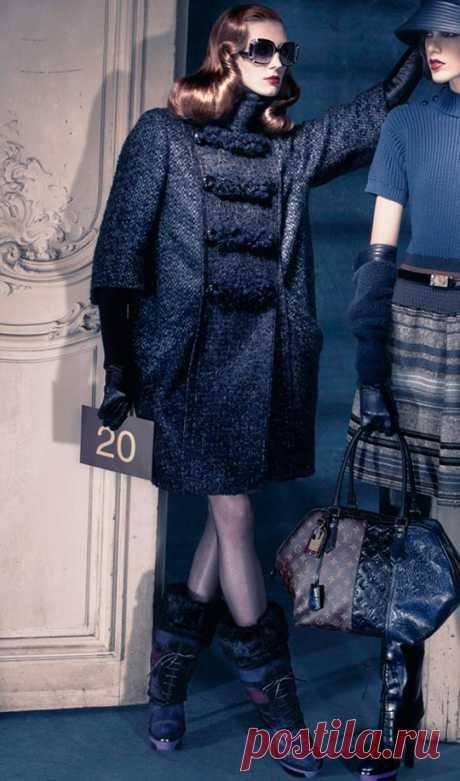 Стильные женские пальто на осень 2017