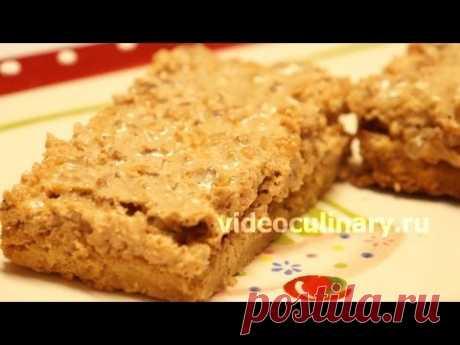 The Krakow cake - the Recipe of the Grandmother Emma - YouTube