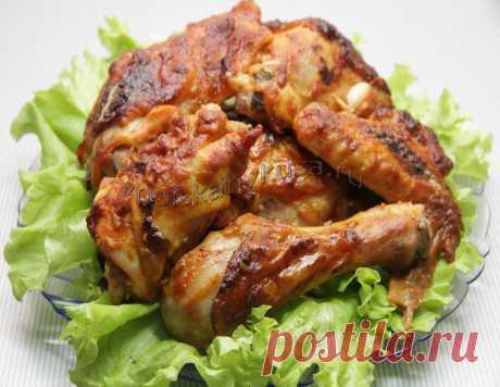 Цыпленок с перчиком | В поисках вкуса