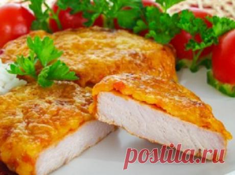 Отбивные в сырном кляре — просто нереальная смакота! | Самые вкусные кулинарные рецепты