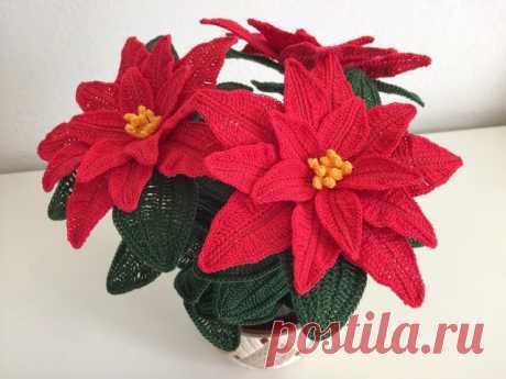Вяжем шикарные цветы крючком   Большой популярностью стали пользоваться вязаные цветы. Цветы вяжем крючком, затем декорируем одежду, головные уборы, используем в качестве брелков на телефон или рюкзак. Очень красивые букеты можно…