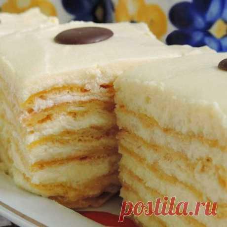 Райское блаженство - заварной торт | Рецепты академии Dr.oetker | Яндекс Дзен
