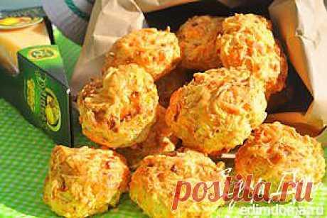 Сырно-картофельные булочки | Кулинарные рецепты от «Едим дома!»