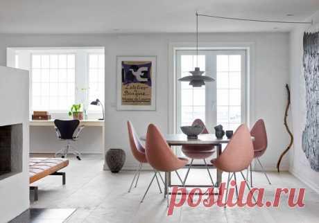 Датский стиль в дизайне интерьера