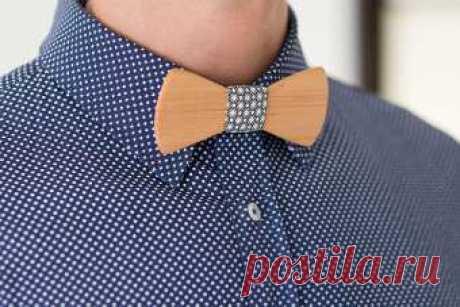 Как сшить мужской галстук-бабочку своими руками? / Женское / Лента.co