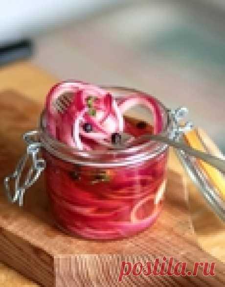 Как можно мариновать лук, чтобы он получился ароматным, с ярким вкусом