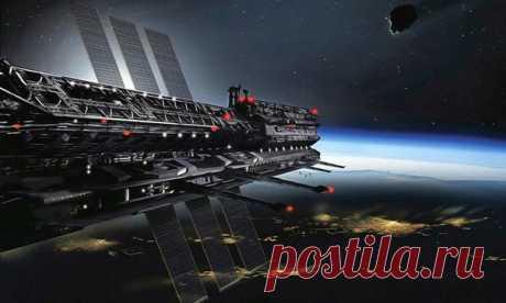Независимое космическое государство Asgardia готово принять первых 100 тысяч граждан  / IT Analytics