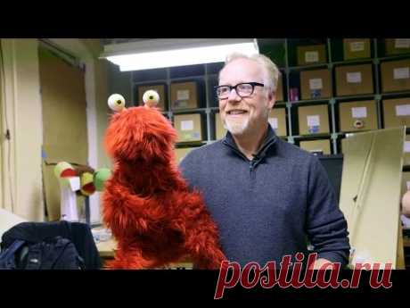 Adam Savage's One Day Builds: Making a Puppet!