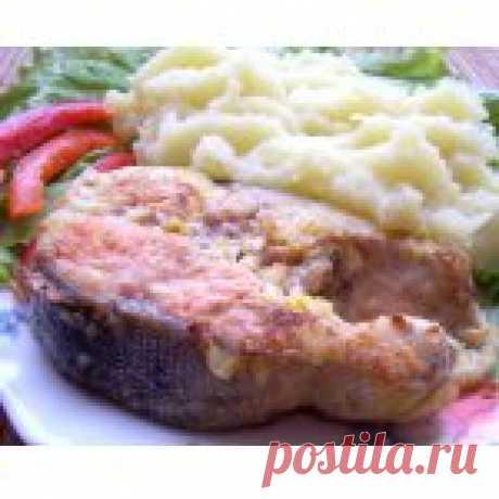 Горбуша в цитрусовом маринаде Кулинарный рецепт