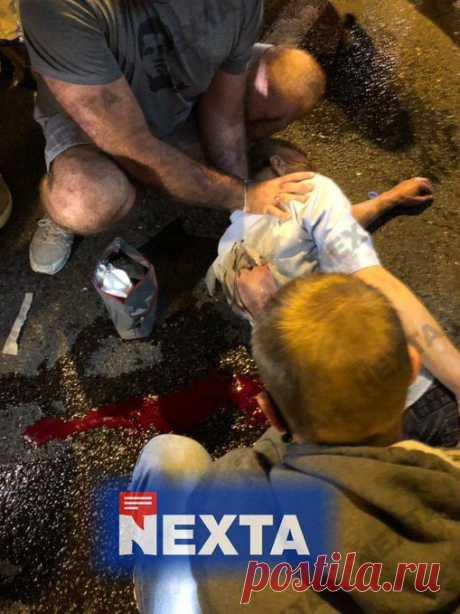 """МБХ Медиа on Twitter: """"Взрывом гранаты серьёзно ранен водитель общественного транспорта на Пушкинской https://t.co/TCQRS9jF2q"""" / Twitter"""